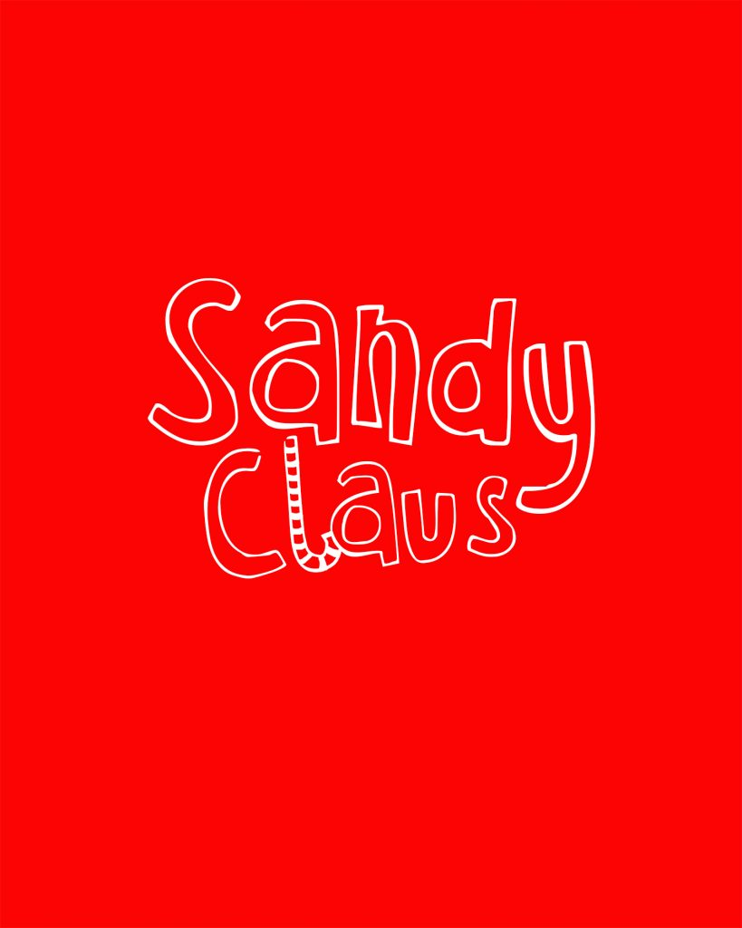 Sandy Clause Poster and Thumbnail